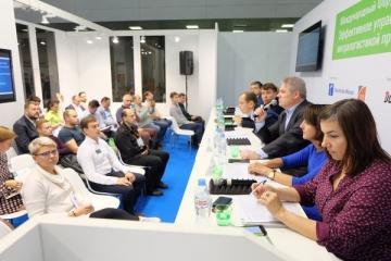 Компания АЙТОБ приняла участие в Круглом столе руководителей поставок компании производителей и ритейлеров на выставке CEMАТе