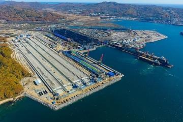 АО «Восточный Порт» усиливает природоохранные меры для работы в зимний период