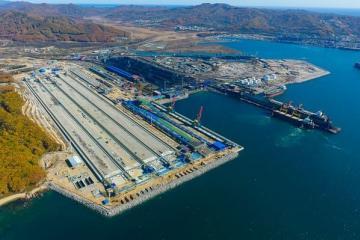 В АО «Восточный Порт» установлены посты автоматизированного контроля состояния атмосферного воздуха