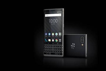 В России начались официальные продажи BlackBerry KEY2