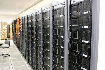 Новый сегмент складского рынка – склады хранения данных