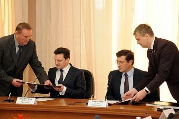 Почта России и руководство Нижегородской области обсудили развитие почтовой инфраструктуры в регионе