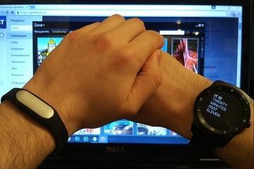 Умные часы и фитнес-трекеры становятся товаром массового спроса
