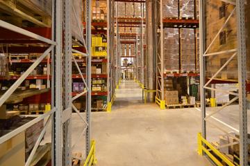 Как сократить расходы на склад?