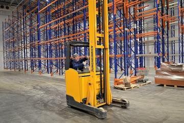 Операционные и эксплуатационные расходы на складах