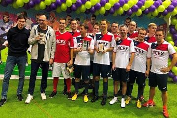 Футбольная команда ACEX достойно представила Альянс на Кубке Транспорта