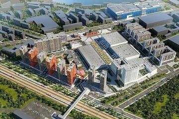 Аналитики Knight Frank прогнозируют появление нового делового района в Москве через 3 года