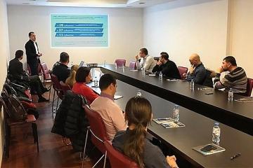Эксперты АО «ГЛОНАСС» провели обучающий семинар для представителей SUZUKI