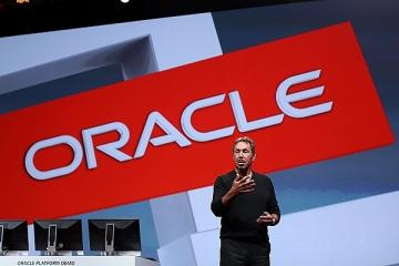Прибыль Oracle на одну акцию выросла на 18% до $0,61 по GAAP во 2 кв. 2019 финансового года
