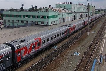 Перевозки пассажиров в дальнем следовании на Приволжской магистрали с начала года увеличились на 3,9%