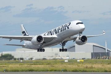 Finnair вводит дополнительные авиарейсы в Россию