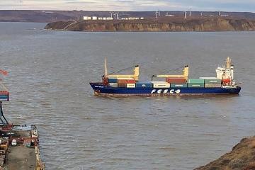 FESCO в рамках северного завоза-2018 перевезла 24 тыс. тонн грузов на Чукотку