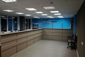 Байкал-Сервис открыл новый терминал в столице Сибири