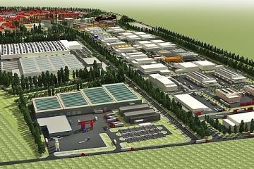 «А Плюс Девелопмент» построит новый индустриальный парк