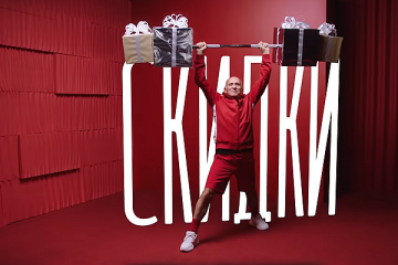 «М.Видео» запустила рекламу эмоционального шоппинга