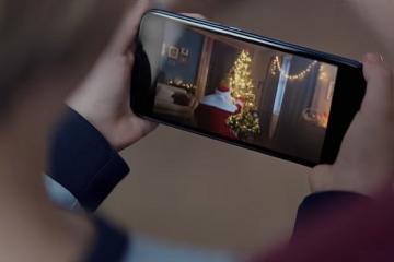 «М.Видео» и m_mobile помогают случаться чудесам в новогоднем рекламном ролике