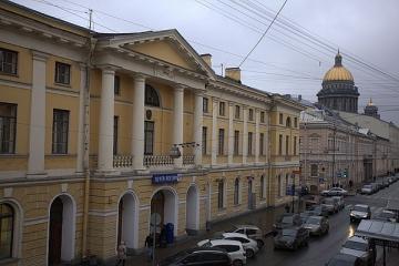 Почта России отреставрирует здание главпочтамта в Санкт-Петербурге