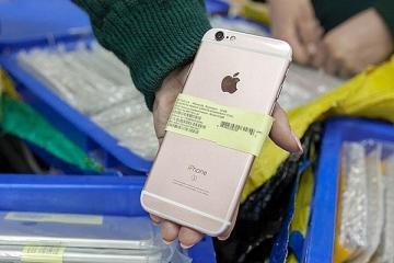 Должностные лица Читинской таможни в очередной раз задержали сотовые телефоны на МАПП Забайкальск
