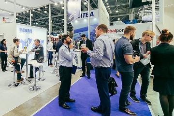 Самая крупная в России выставка транспортно-логистических услуг, складского оборудования и технологий TransRussia 2019
