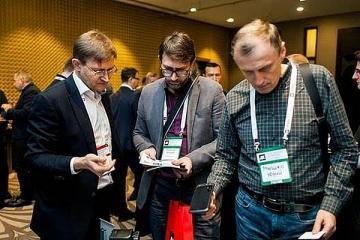 ОКТРОН выступил партнером конференции компании AXELOT в Минске