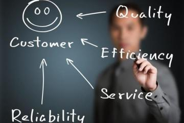 Обслуживание клиента