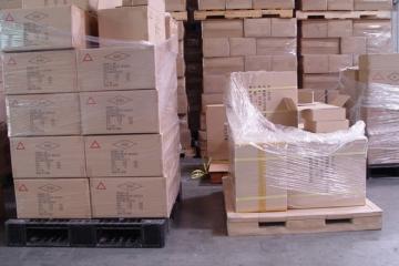 Приемка, упаковка и отгрузка