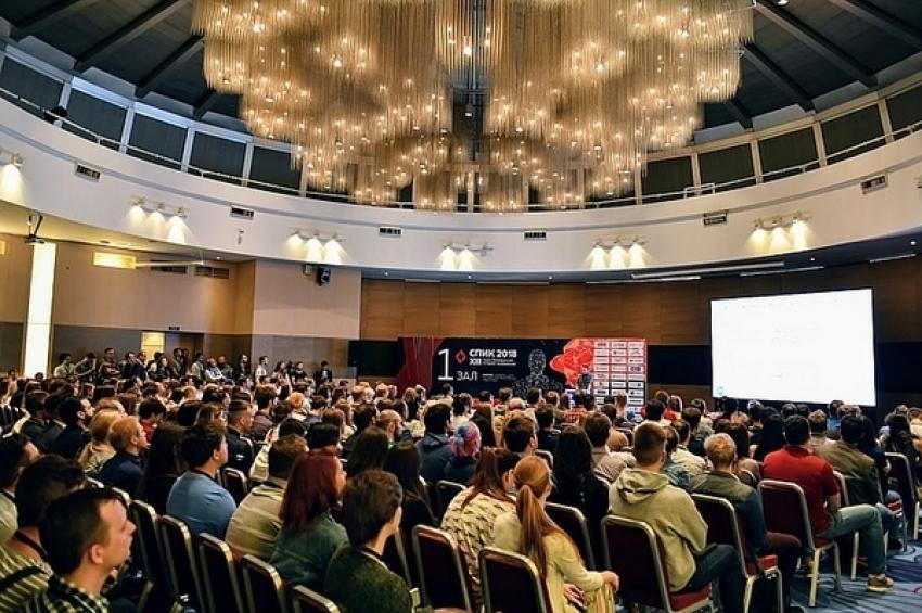 Стартовала крупнейшая ИТ-конференция Северо-Запада - СПИК  2018