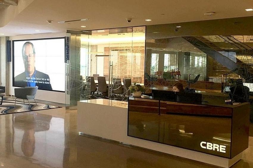 CBRE усиливает свои позиции на рынке недвижимости