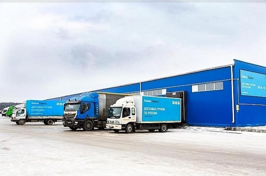 «Байкал Сервис» совершенствует хранение грузов