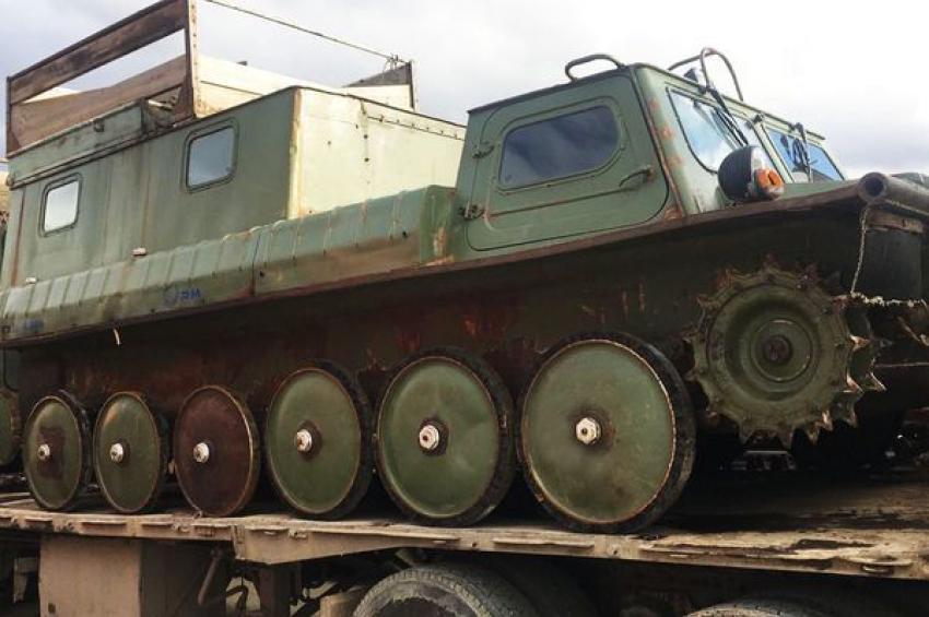 Иркутский филиал «РЖД Логистики» доставил крупногабаритную автотехнику для «ИркутскГеоФизика»