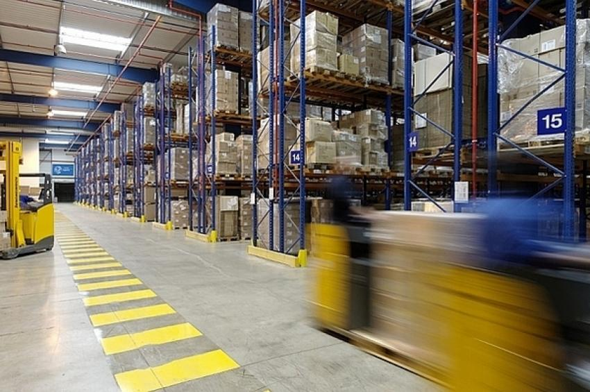 Geodis and Maxi Sport strengthen their partnership with a new warehouse in Landriano, Italy
