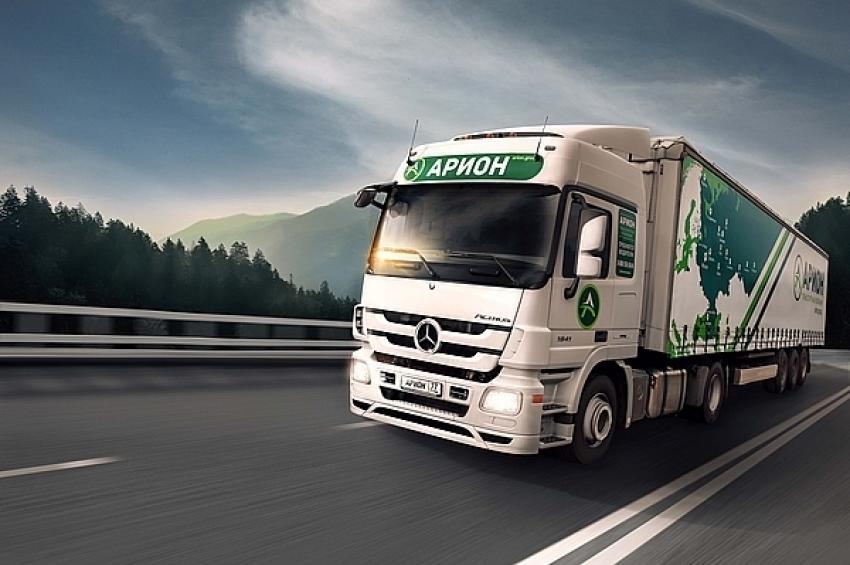 100 тягачей Mercedes-Benz Actros 1841 LS для компании «Арион»