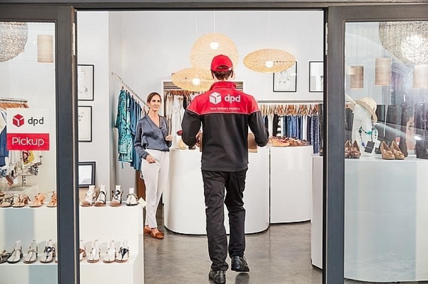 DPD Pickup для Lamoda: онлайн-покупки стали ближе