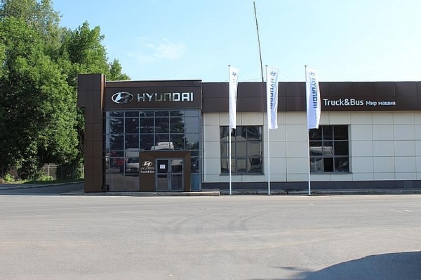 Продажи грузовиков Hyundai выросли на 34%
