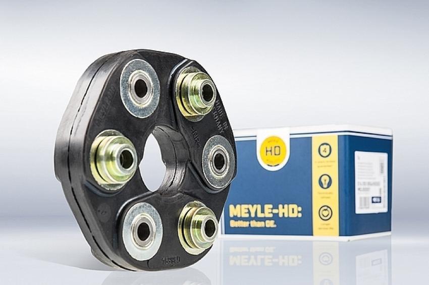 Улучшенные рабочие характеристики и увеличенный срок службы: 22 новых наименования эластичных муфт высочайшего качества MEYLE-HD