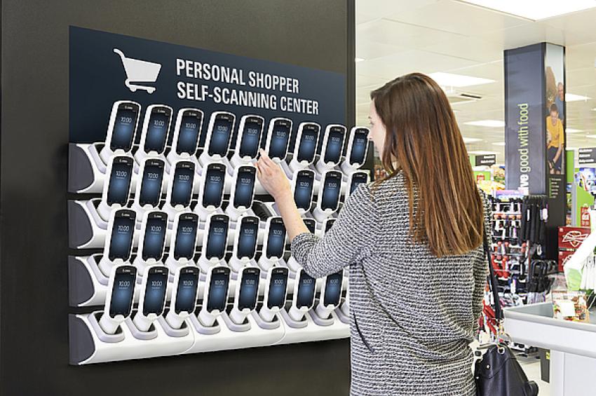 Новый уровень персонального шопинга с Zebra Technologies