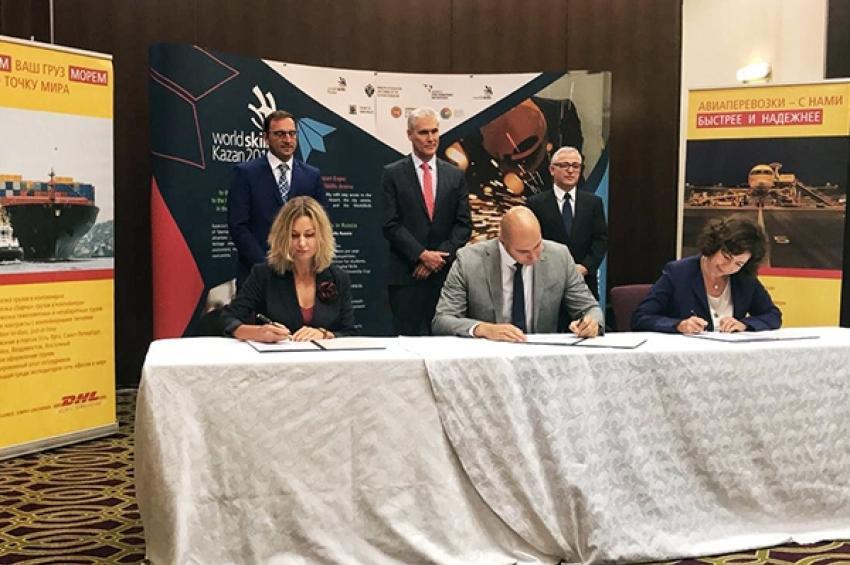 DHL Global Forwarding станет партнером мирового чемпионата по стандартам «Ворлдскиллс» в Казани