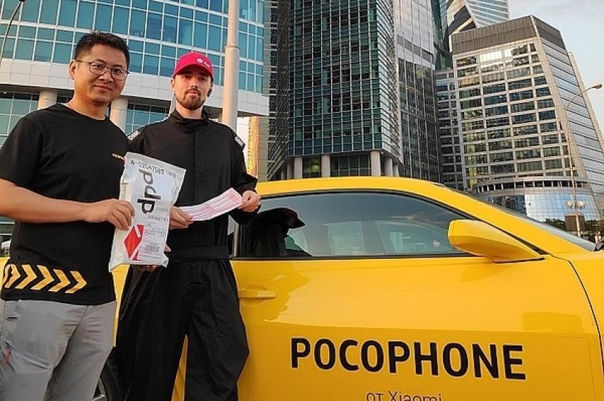 DPD в России — эксклюзивный логистический провайдер Xiaomi