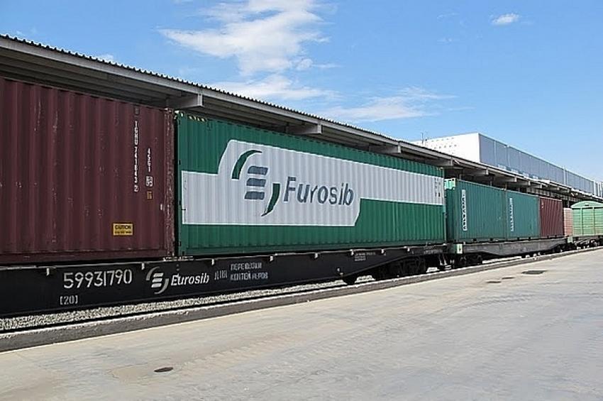 Евросиб-Логистика освоила новый маршрут экспорта грузов