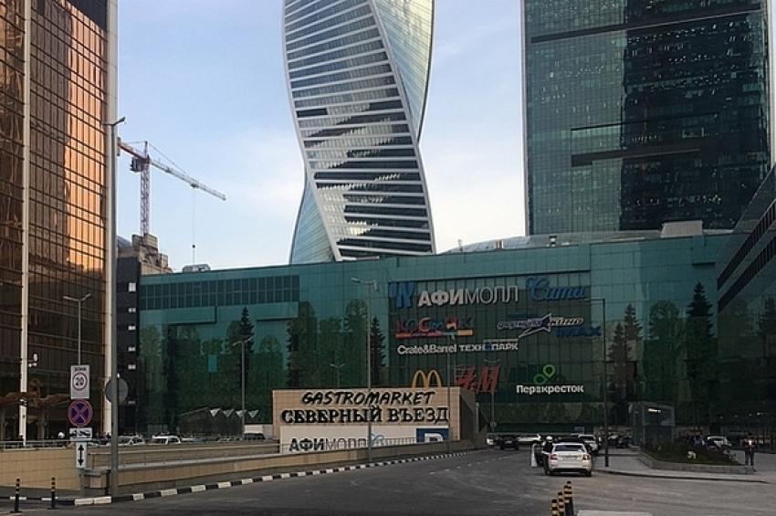 RealJet разработала коммерческую концепцию торговых галерей в ММДЦ «Москва-Сити»