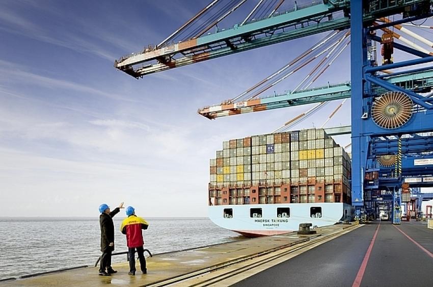 DHL Global Forwarding запустила прямой контейнерный LCL сервис из Шанхая в Санкт-Петербург