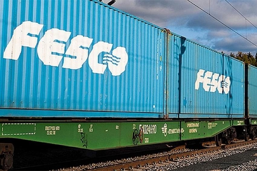 Регулярный поезд FESCO из Владивостока в Санкт-Петербург за 3 месяца с начала запуска перевез 1 500 TEU