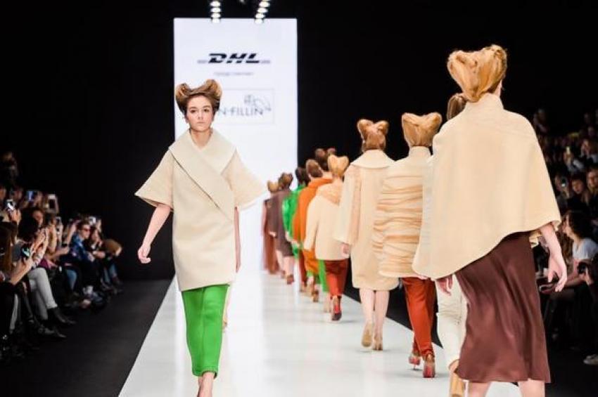 DHL и Mercedes-Benz Fashion Week: модное партнерство