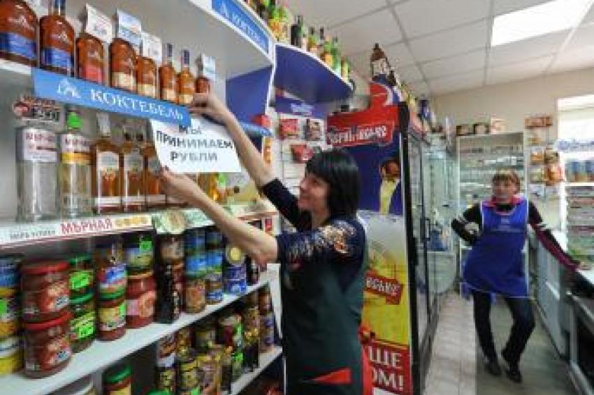 Власти борются за поставки товаров в Крым в ручном режиме
